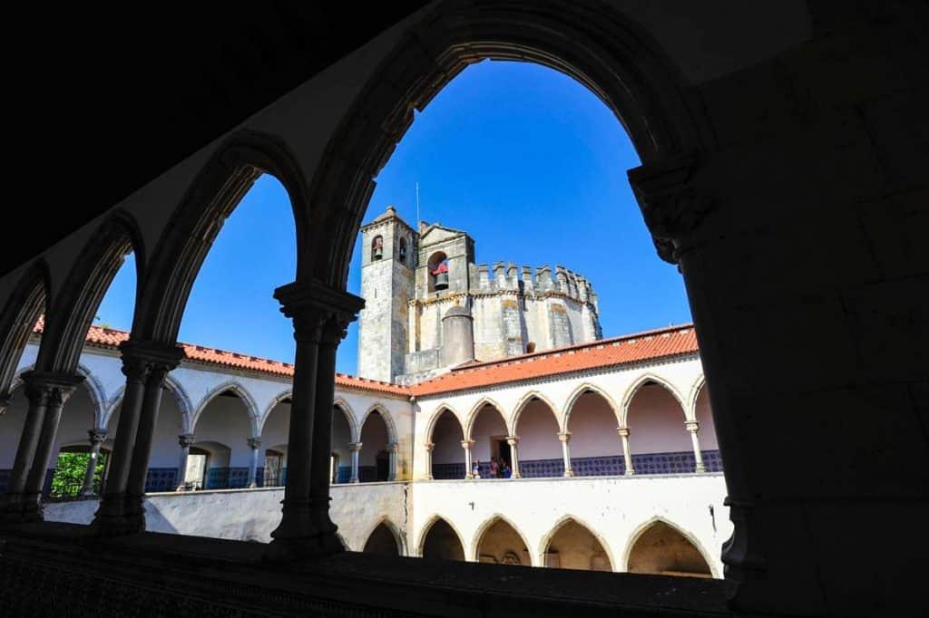 Claustro da Lavagem, Convento de Cristo