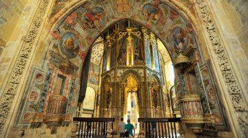 Convento de Cristo, uma lição de arquitetura em Tomar