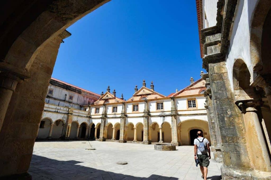 Roteiro Centro de Portugal: Convento de Cristo