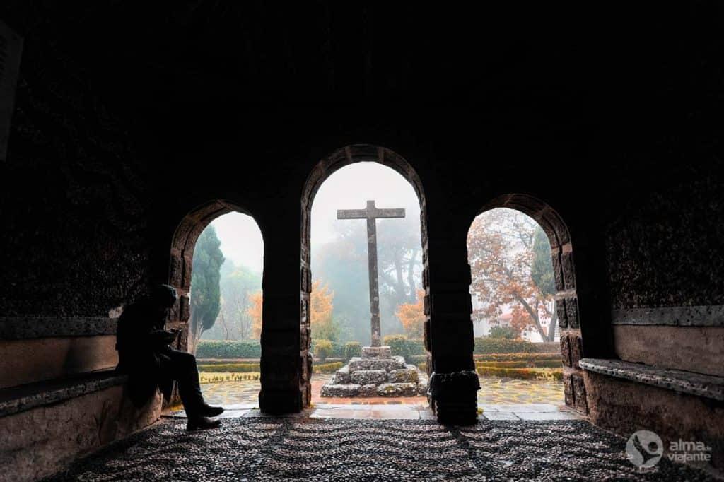Samostan Santa Cruz de Buçaco
