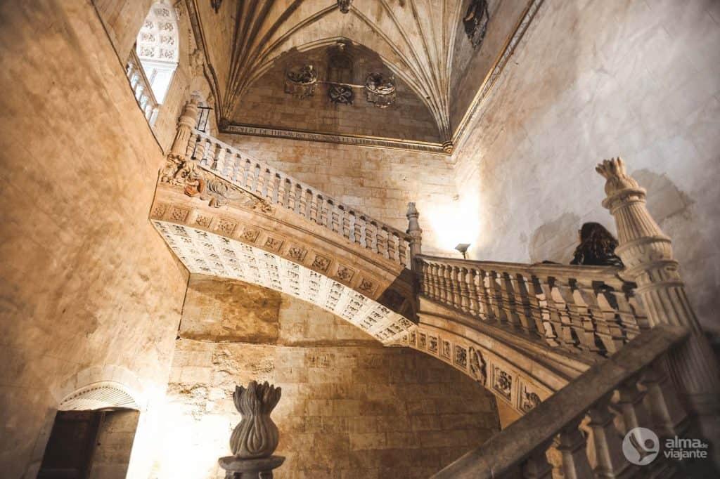 O que fazer em Salamanca: visitar Santo Estêvão