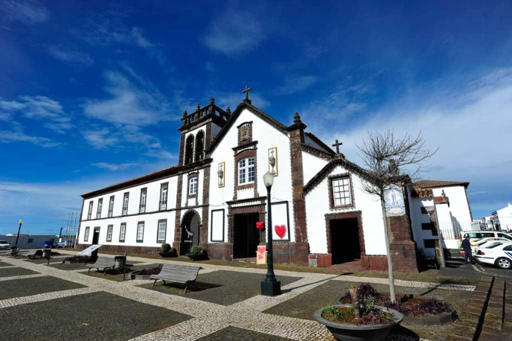 Klášter São Francisco, Vila do Porto