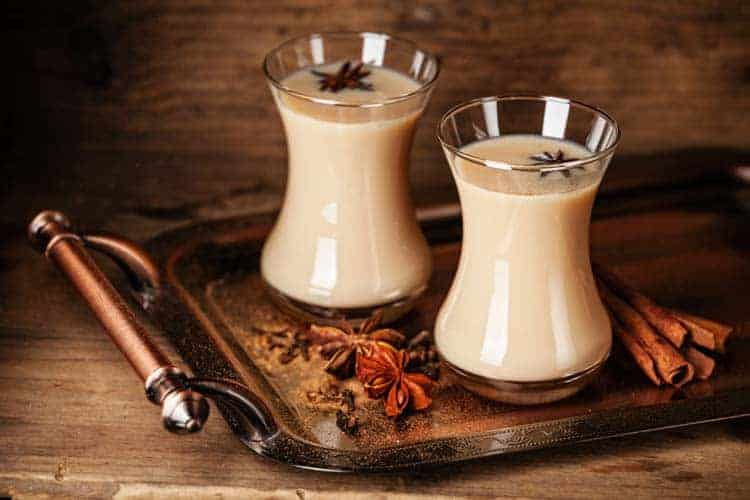 Cups of Masala Chai