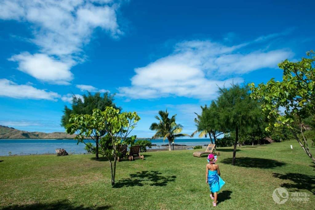 Jardins do Coral View Resort, ilha Tavewa