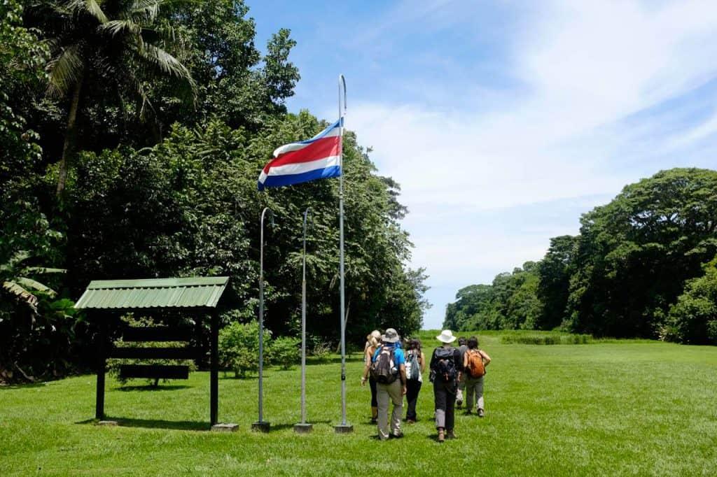 Visitar Corcovado: Sirena Ranger Station