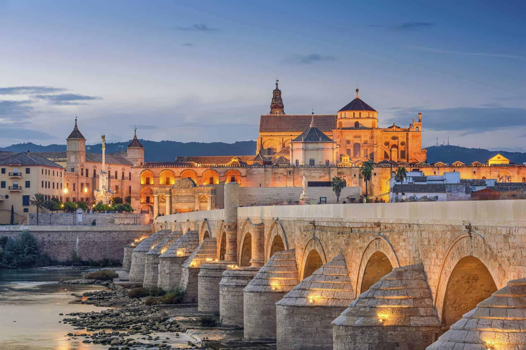 Ponte romana de Córdoba, Espanha