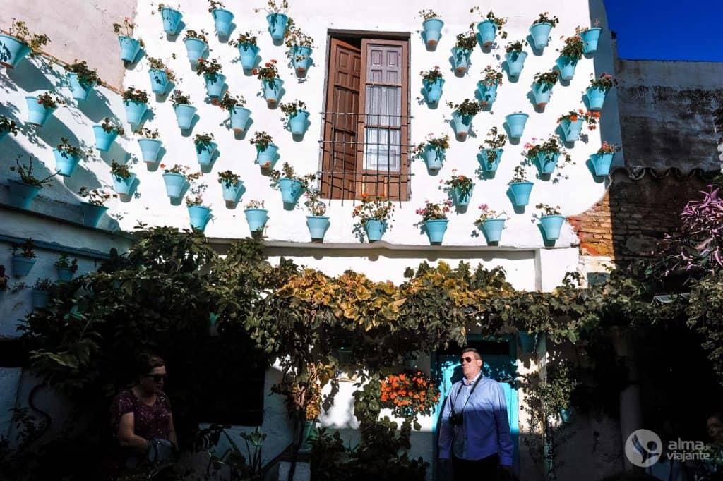 Rota dos Pátios em San Basilio: La Barrera