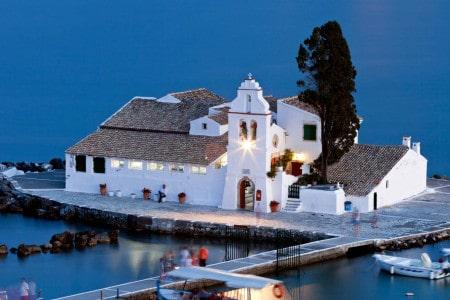 Corfu, Grécia