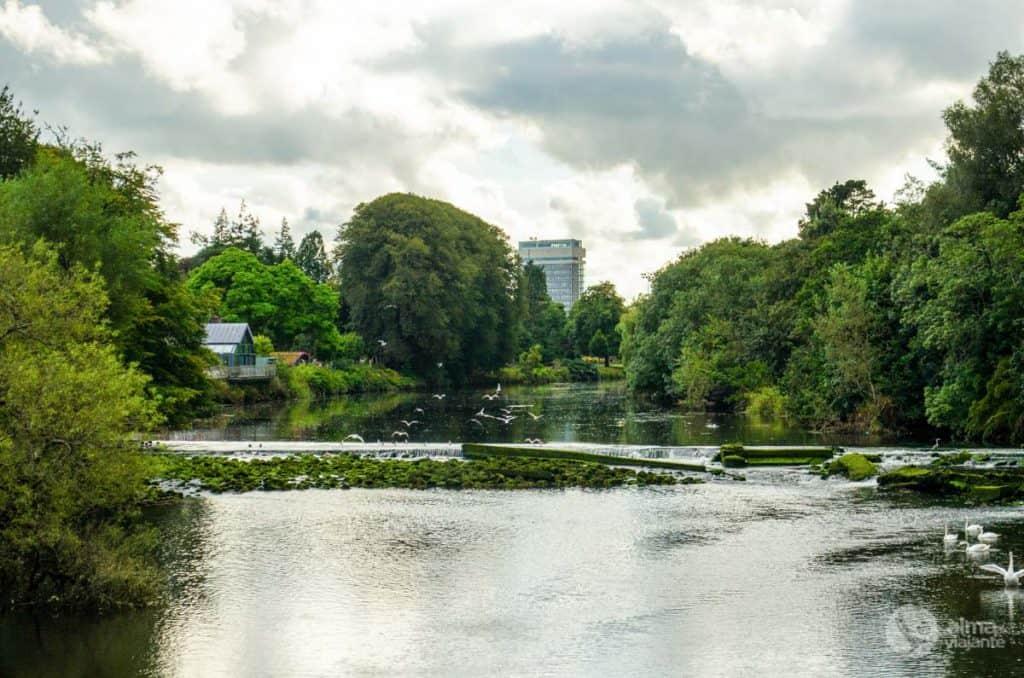 Viver em Cork: Rio Lee