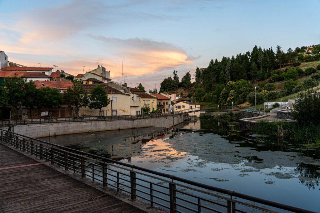 Oo que visitar em Bragança: Corredor Verde do Fervença