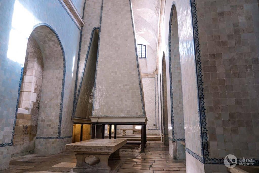 Cozinha do Mosteiro de Alcobaça