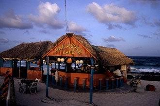 Paradise Cafe, em Cozumel