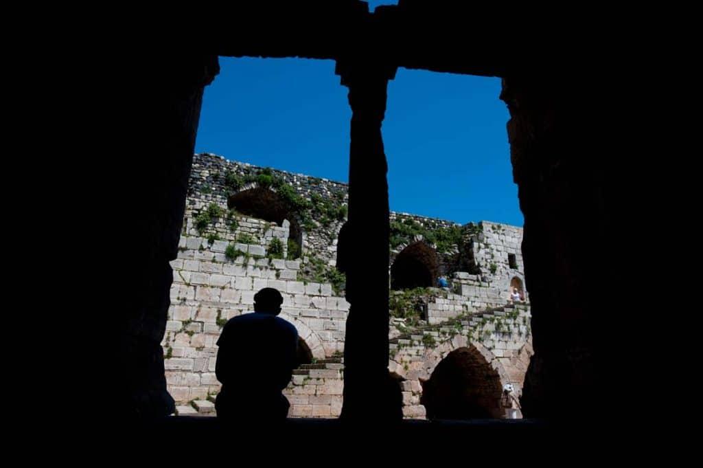 Crac des Chevaliers, Síria