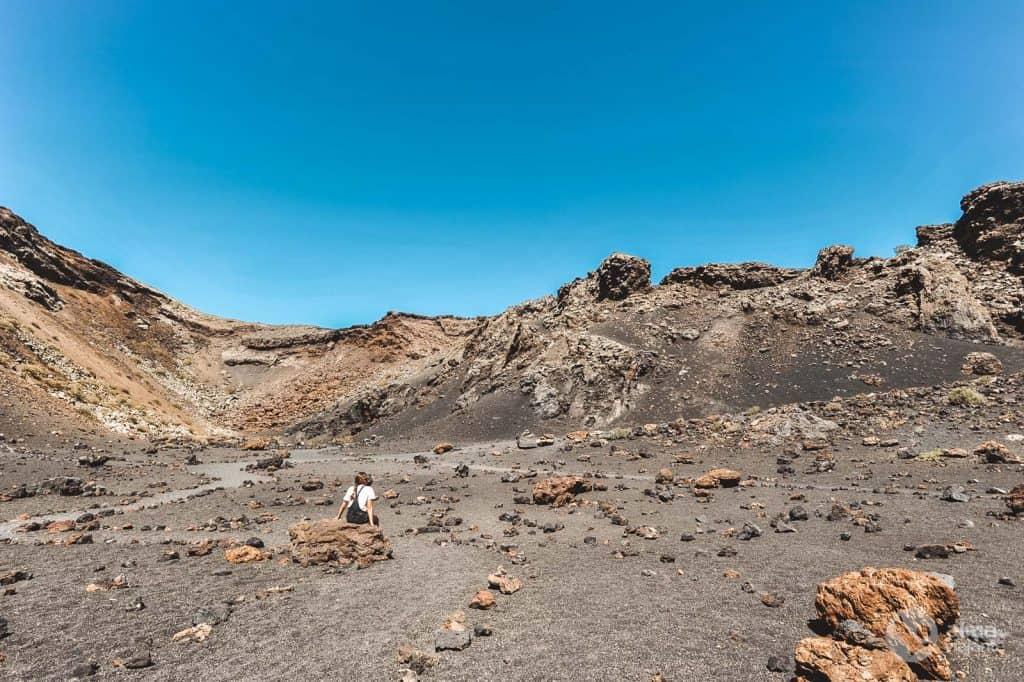 Cratera do Vulcão do Corvo