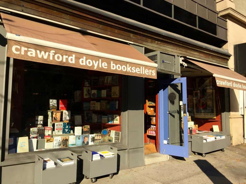 Crawford Doyle Booksellers, New York