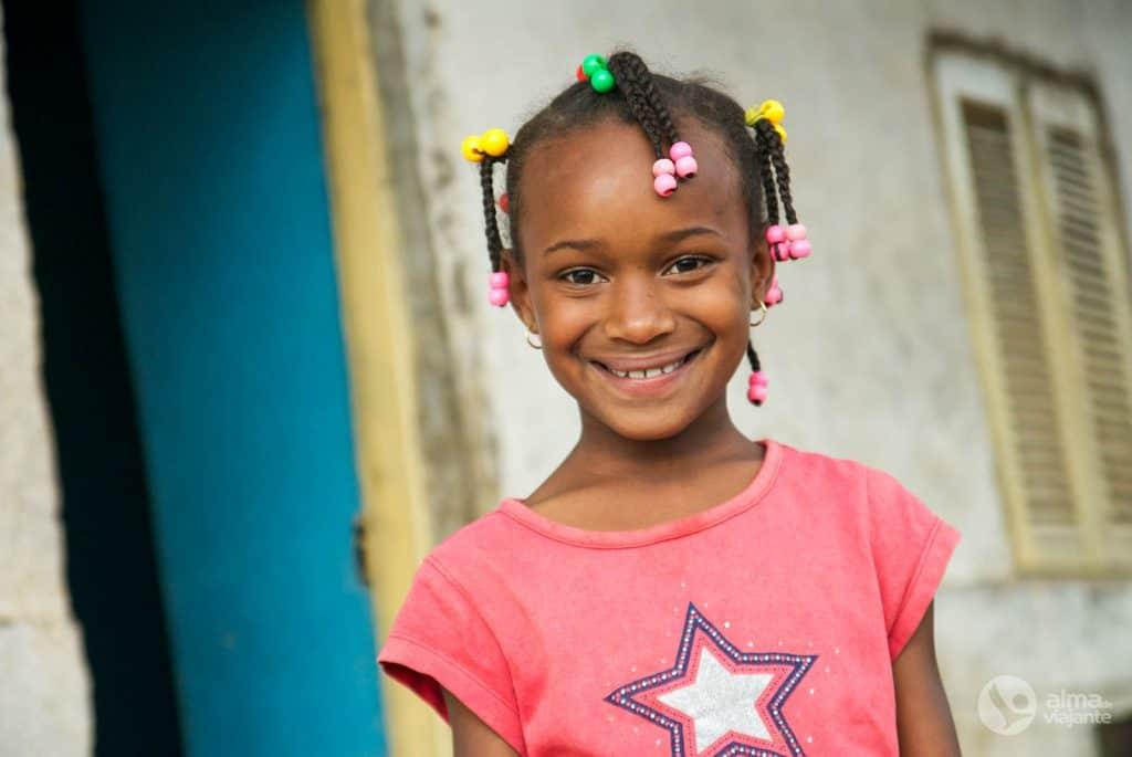 Viver na Praia: as crianças de Cabo Verde