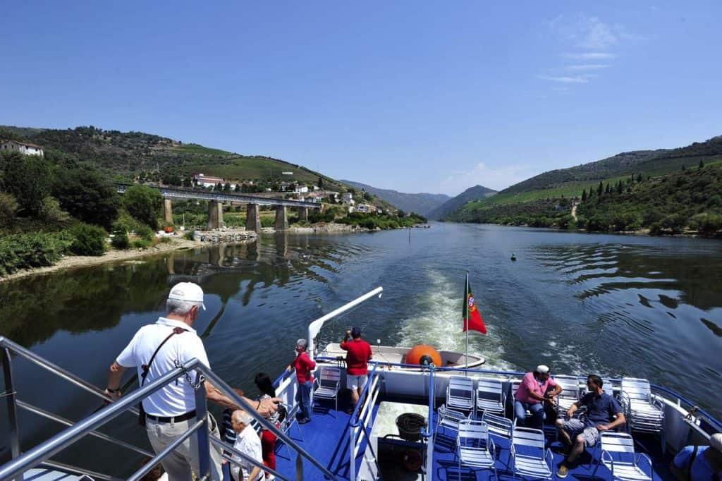 Embarcação Tomaz do Douro