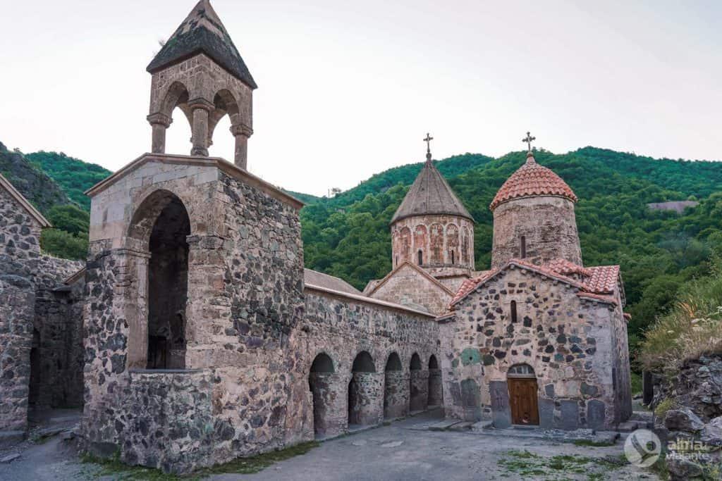 Mosteiro Dadivank, Artsakh