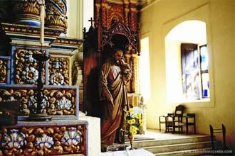 Igreja em Damão, Índia