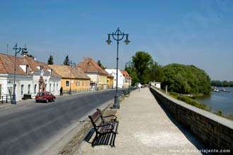Obec Szentendre, Maďarsko
