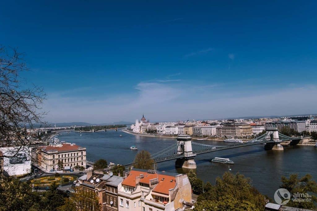 Património Mundial na Hungria: Budapeste