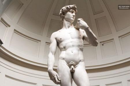 Atrações em Florença: David