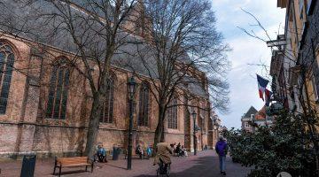 Delft, um dia na cidade de Vermeer