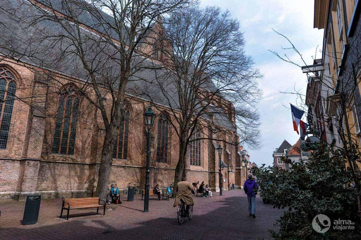 Rua de Delft, holanda