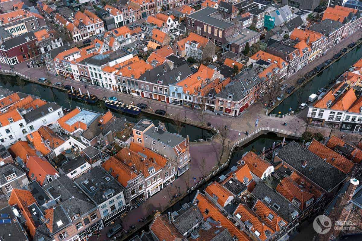 Canais de Delft