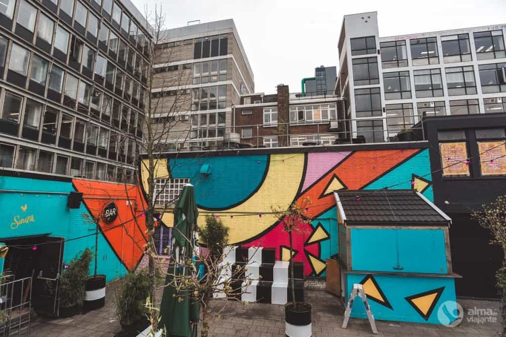 O que fazer em Roterdão: visitar Delftsehof