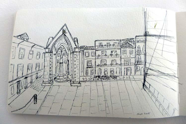 Sketch Guimarães