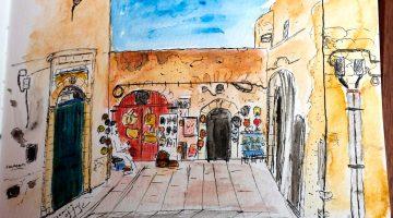 Essaouira em sketchs