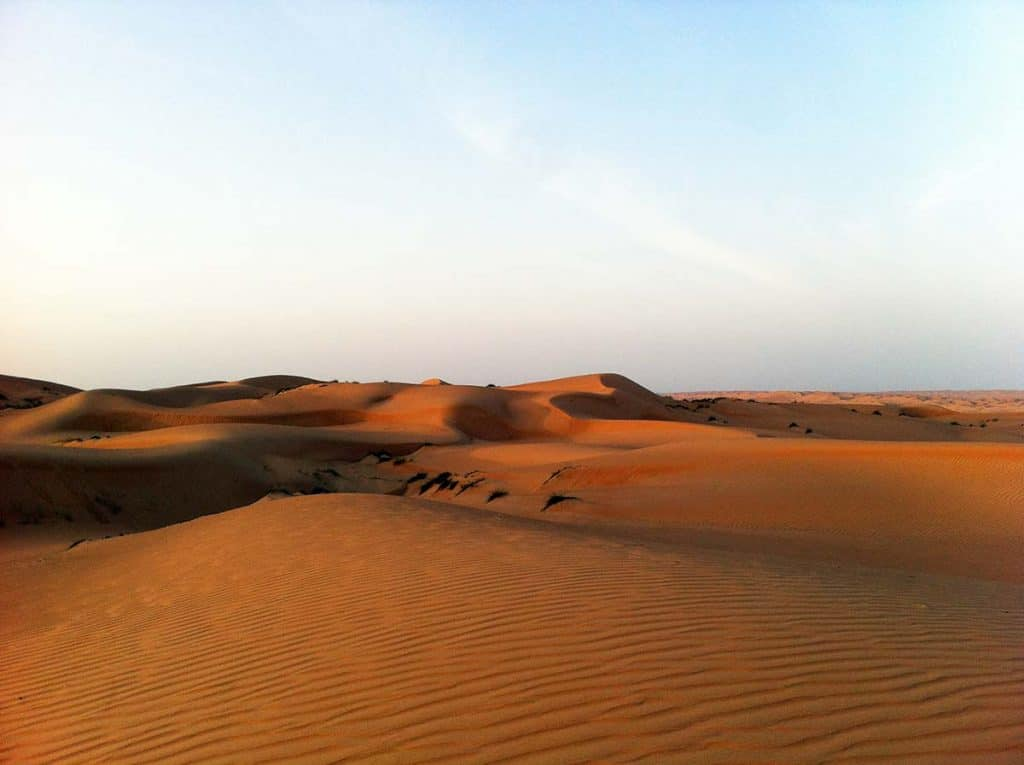 Wahiba Sands, Umman