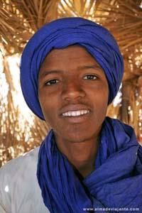 Vendedor de artesanato, Líbia