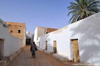 Medina de Ghadames, Líbia