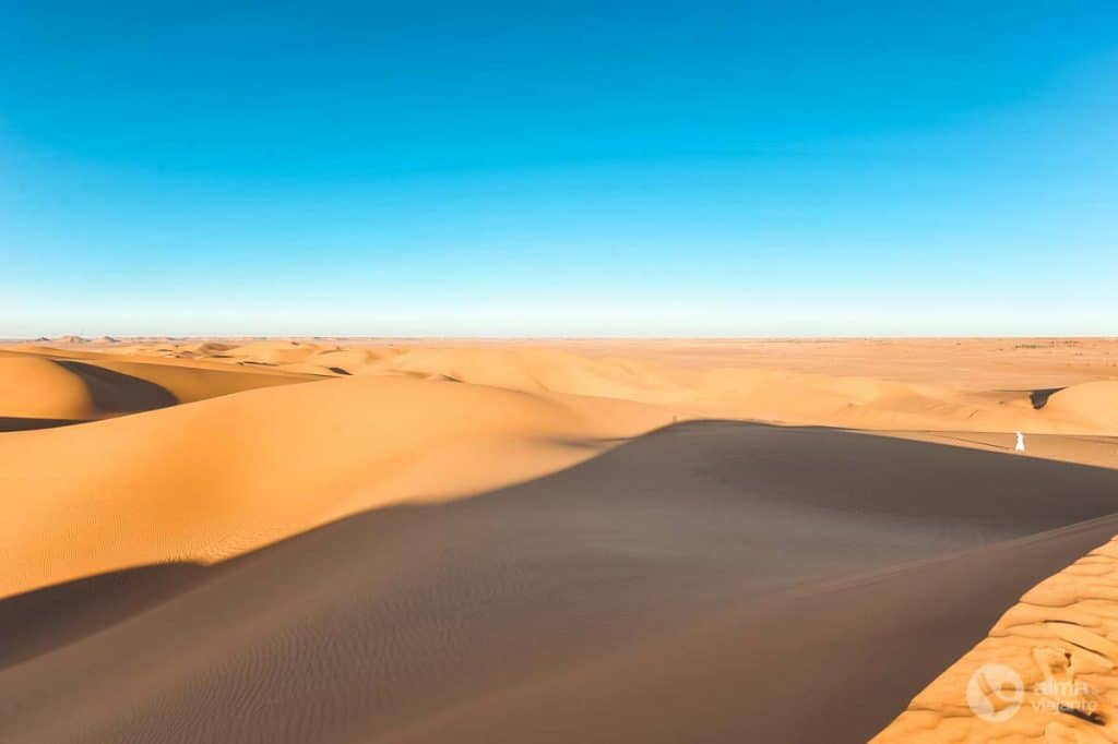 Sceneggiatura in Algeria: Timimoun