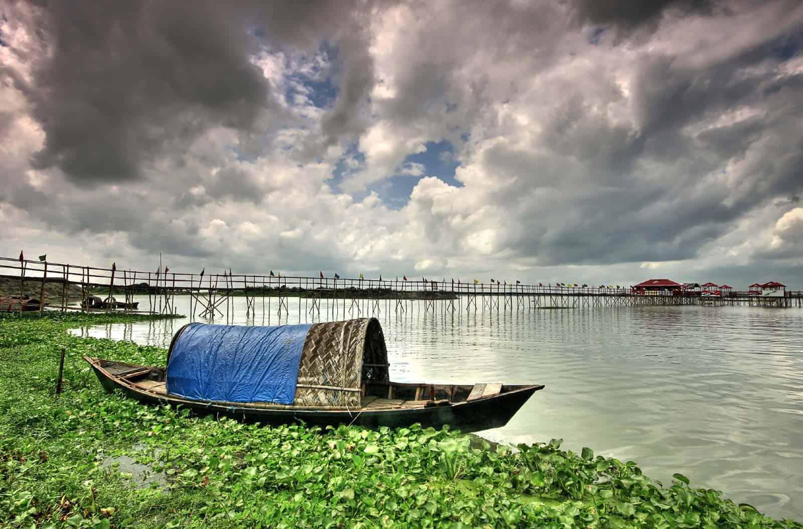 Rijeka u Dhaki, Bangladeš