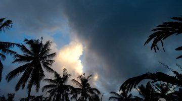 Tylos diena, Ubud - Balis
