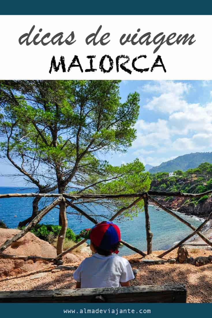 Importantes dicas de viagem sobre Maiorca para desfrutar ao máximo das férias, entender a ilha e não ser enganado. São dicas úteis sobre Maiorca.