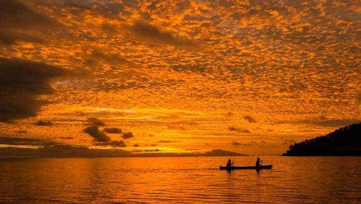 Viver em Díli: praia da Areia Branca
