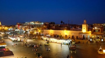 Marraquexe eleita melhor destino africano em 2015 nos World Travel Awards
