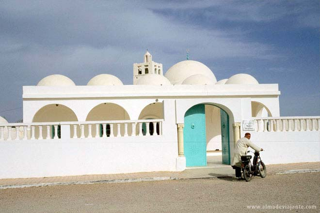 Džerba sala, Tunisas