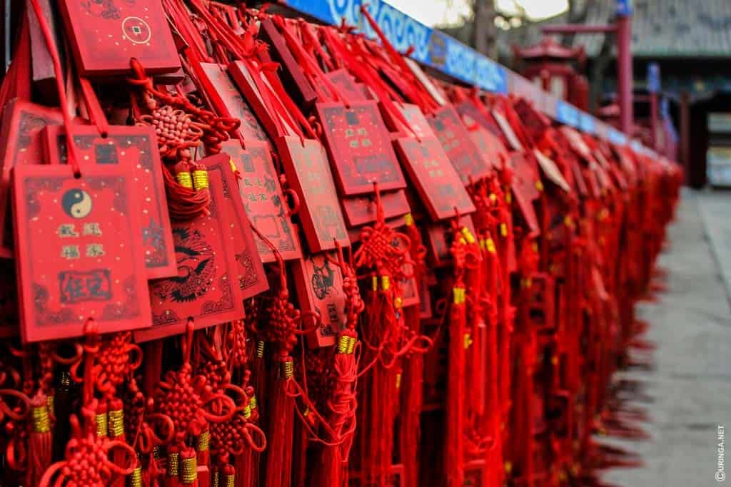 Návšteva Pekingu: Dongyue Temple