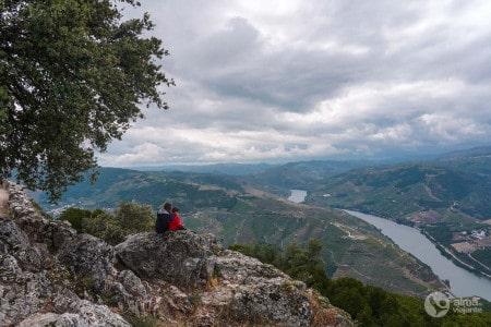 Miradouro de São Leonardo de Galafura, Douro