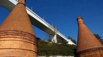 Ao longo do Douro, pelas margens do Porto