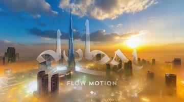 Dubai em flow motion