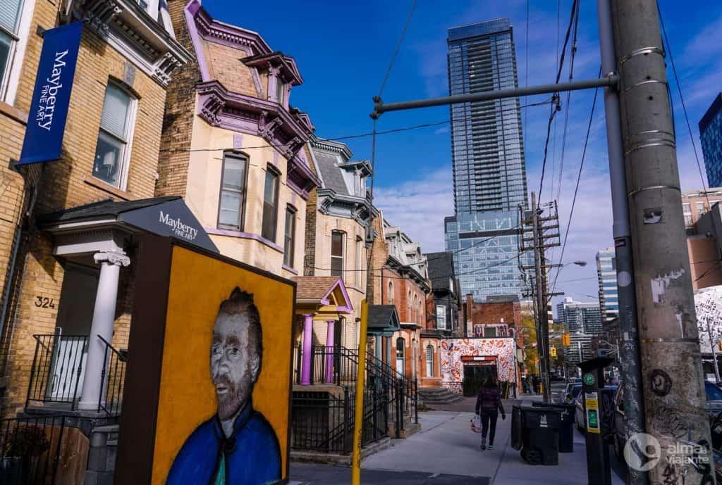 Dundas Street, Toronto