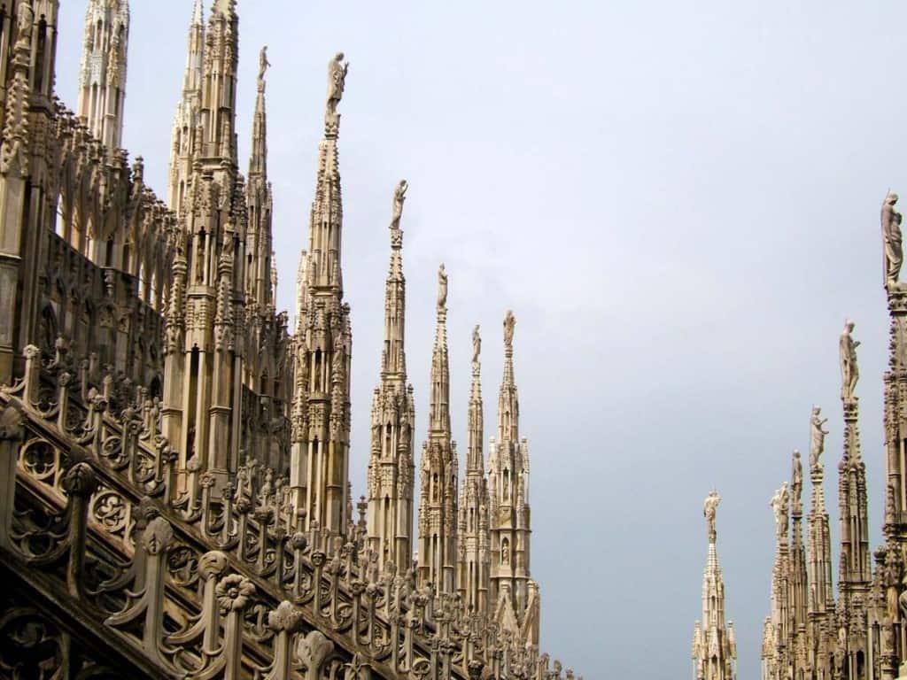 Duomo, catedral de Milão