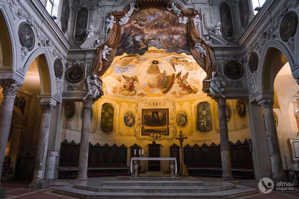 Dómkirkjan í Napólí (Duomo)