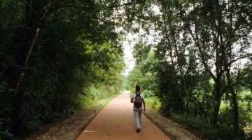 Ecopista do Minho: Monção a Valença